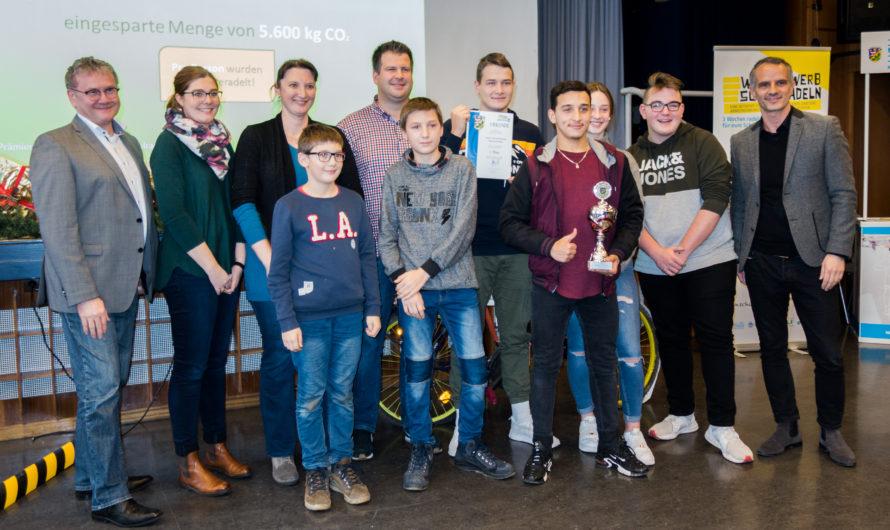 Schulradeln 2019: MDS erneut erfolgreich