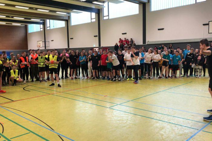 Handball- und Völkerballturniere: Zahlreiche Sieger ermittelt