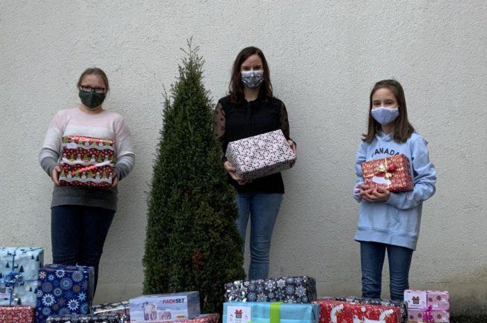 """Aktion """"Weihnachtspäckchenkonvoi"""""""